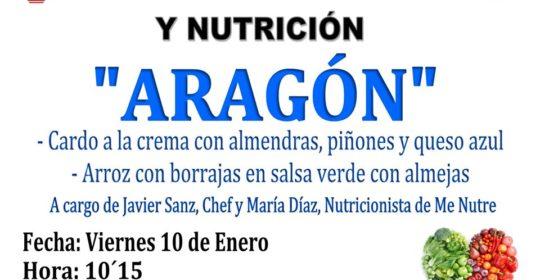 TALLER DE NUTRICIÓN Y COCINA